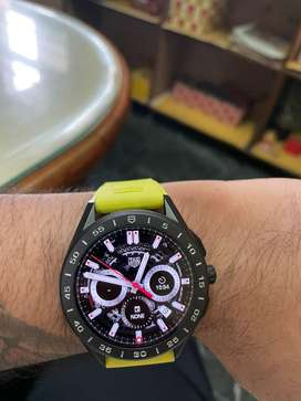 Tag Heuer Connected Titanium Watch