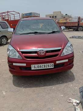 Innova for car rent any time.