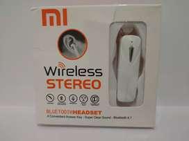 Headset / Handsfree Bluetooth Stereo