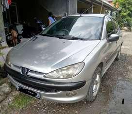 Peugeot 206 2003 MT