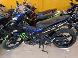 SAWO MOTOR + JUPITER MX KING 2019 MANTAP