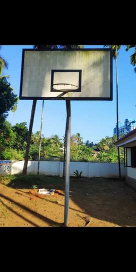 Basket ball post