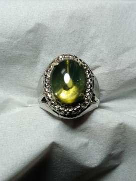 Fire Opal Hijau