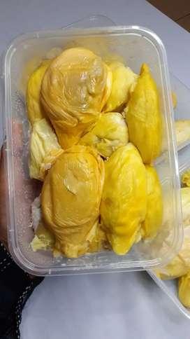 Durpas (duren kupas) durian