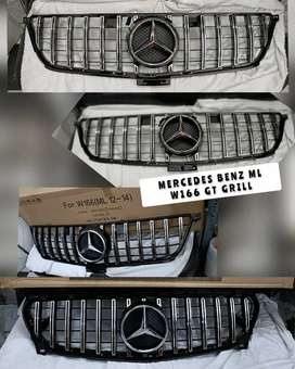 I WANT SELL ALL MERCEDES BENZ GTR GRILLS..