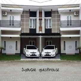 Rumah Sewa Harian/Mingguan/Bulanan di Medan Syauqie Guest House