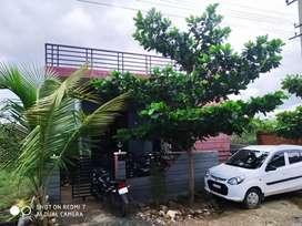 Independent and well furnished, well maintained 3BHK house for sale .