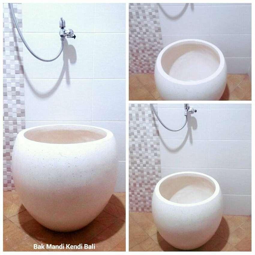 Bak mandi bakul Dengan model Unik Dan Kreatif 0