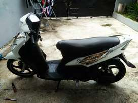 Yamaha Mio thn 2011