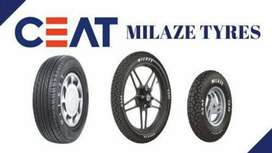 Santro tyre for sale (Ceat brand) 2650/-