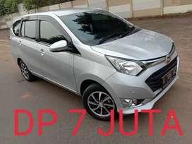 Daihatsu Sigra R Deluxe Mt 2017 Dp 7 Jt