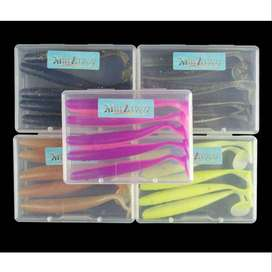 Umpan Pancing Wobblers Fish Bait 65mm 5PCS