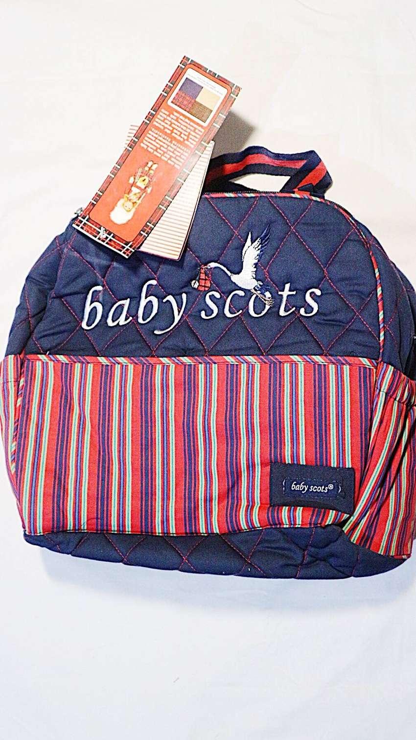 Tas Perlengkapan Bayi- Baby Scots Murah 0
