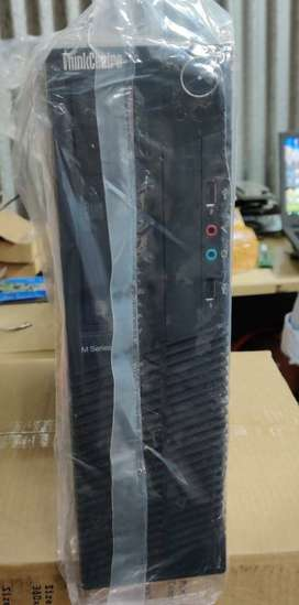 New i5 Lenovo Desktop attached Old Price