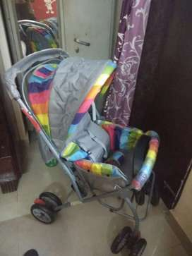 Stroller from babyhug company