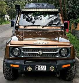 Gypsy modified off road