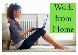 Work from home, weekly payouts, note making work from home