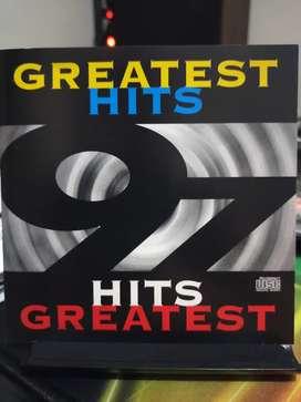 Gteatest Hits 1997