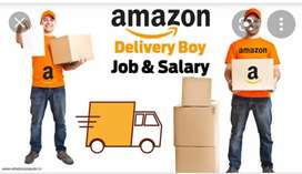 Bike and Van Delivery boys required