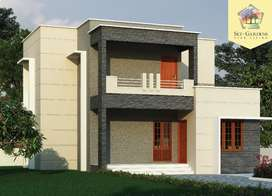 Villas for sale near completion
