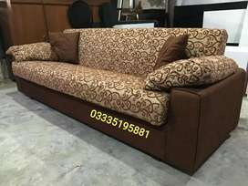 Offer of SOFA Cum Bed and Double Bed Set