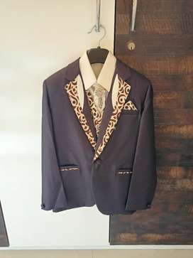 5 piece Blazer suit for boy age 9-10 years