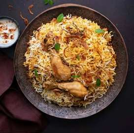 Biryani Cook experience