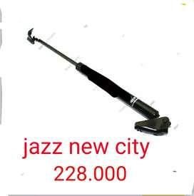 Shock bagasi jazz new city