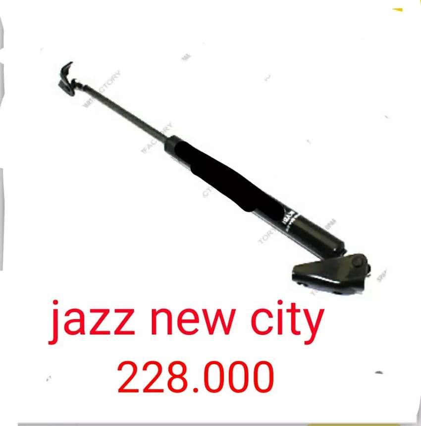 Shock bagasi jazz new city 0
