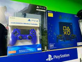 Ps4 consoles available in the best price guaranteed with games