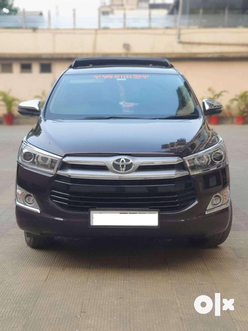 Toyota INNOVA CRYSTA 2.8Z Automatic, 2018, Diesel 0