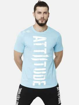 Branded attitude by chris gayle tshirt at affordable price
