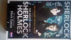 Sherlock Holmes (bbc books)