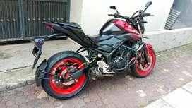Yamaha MT25 Modif Elegant, TT Nmax Monggo