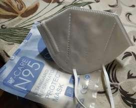 N95 masks Rs. 75/- per pice