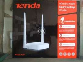 Penguat Sinyal wifi Wireless Router akses point Tenda Repeater