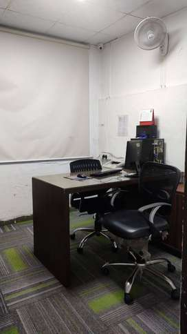No Brokerage! Fully Furnished Office Space for Day Shift.