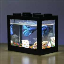 Aquarium mimi Lego