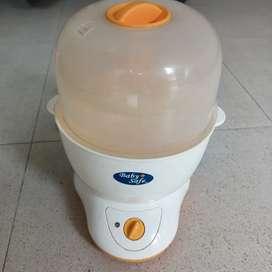 Baby safe sterilizer multifunction