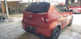 Bumper belakang Suzuki Ignis tampil sporty