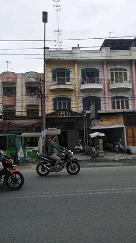 Dijual Ruko Strategis dipusat Kota Marelan