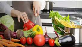 All home work cook/chef, baby care, house maid chahiye