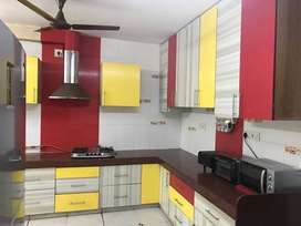 3bhk fully furnished  on rent