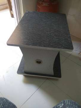 Table with wheels