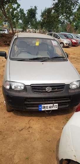 Maruti Suzuki Alto LXi BS-III, 2005, Petrol