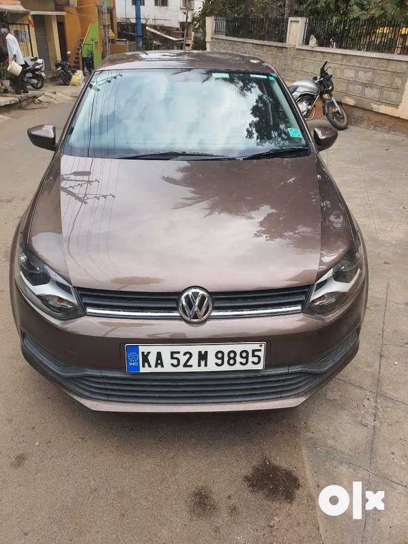 Volkswagen Polo Trendline, 2018/19 Petrol 25500 Km Driven,1st owner