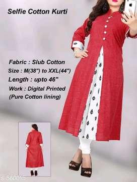 Designer kurti for women