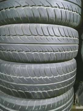 Tyre 15 size or 14 size