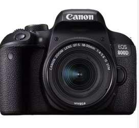 Kredit Camera Canon EOS 800D WiFi Tanpa Kartu Kredit Proses 3 Menit
