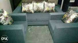 Delivery free :: Brand new five seater sofa set
